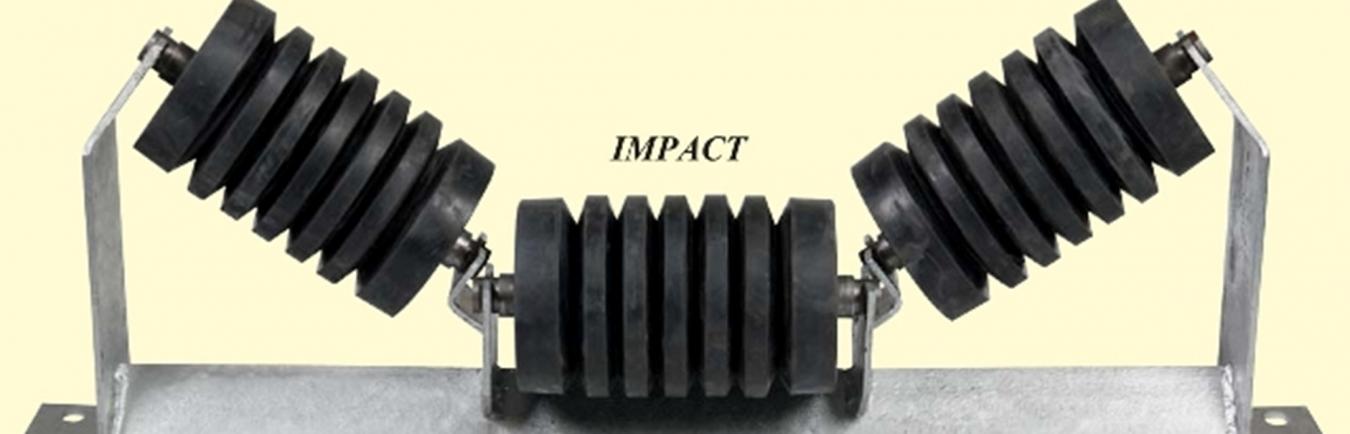 Impact Roller – Standard Industrial Inc
